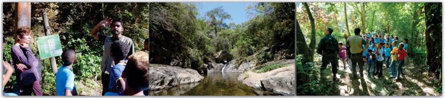Nova Iguaçu promove trilha guiada no Parque Municipal