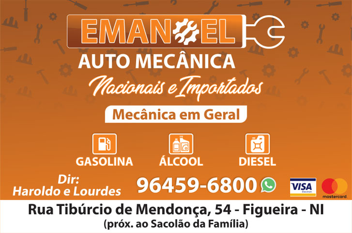 Emanoel Auto Mecânica em Miguel Couto