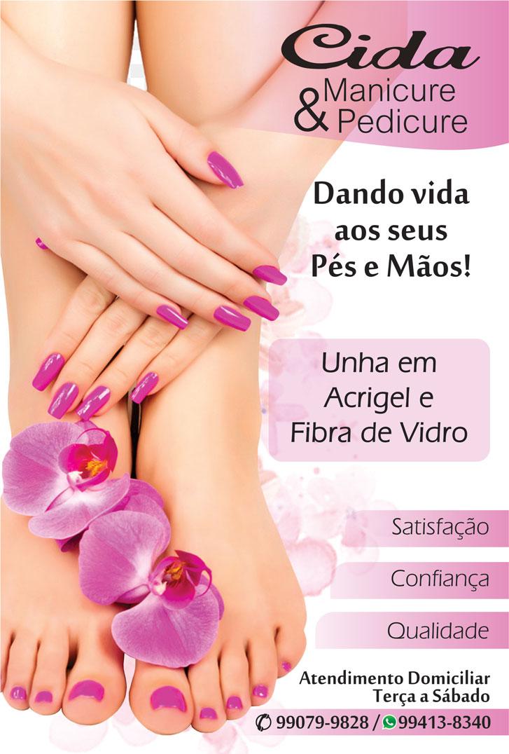 Cida Manicure: Atendimento em domicílio, manicure em nova iguaçu, manicure em miguel couto, manicure com atendimento em domicílio