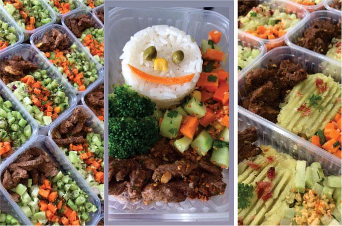comida fitness em nova iguaçu, comida fitness da luana filha do magrinho