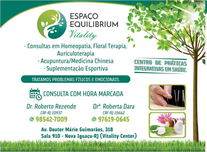 Espaço Equilibrium Vitality, Nova Iguaçu, acupuntura em nova iguaçu