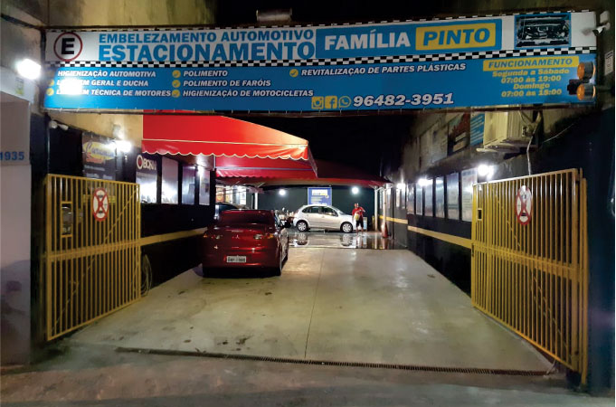 higienização automotiva em miguel couto