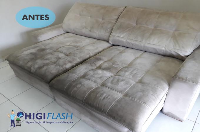 higienização de sofá em itaipava