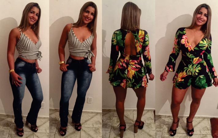 Mix Fashion - Moda Feminina