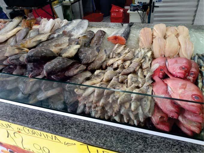 Peixaria do Moreira