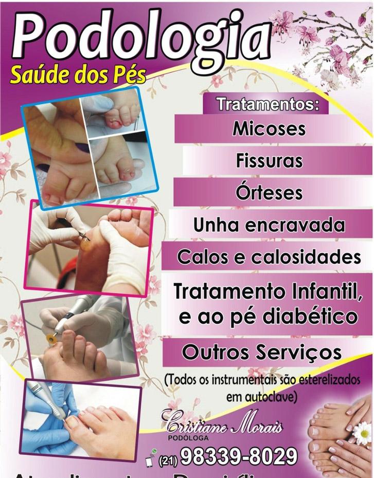 Podologia Saúde dos Pés