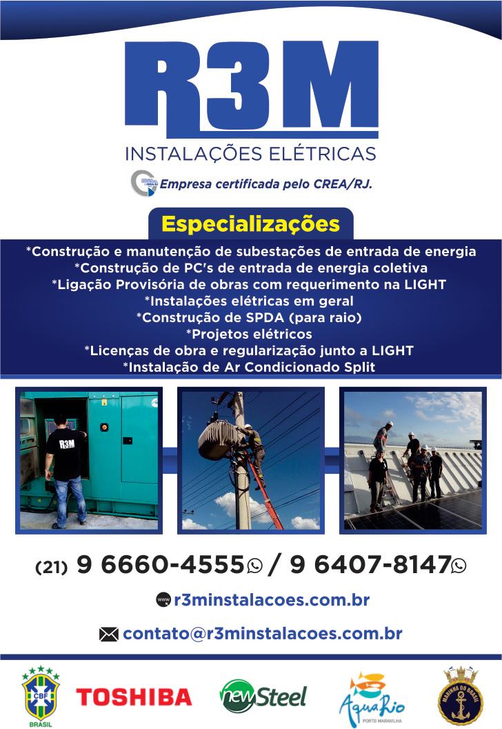R3M Instalações Elétricas. instalações elétricas em nova iguaçu, empresa de elétrica em nova iguaçu, empresa de instalações elétricas no rio de janeiro